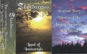 Thundercross Land Of Immortals