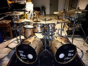 manu lotter drums