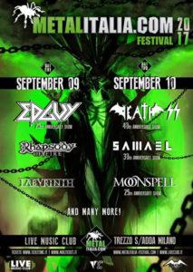 metal italia festival