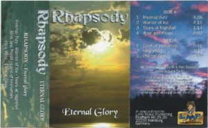 Rhapsody Eternal Glory