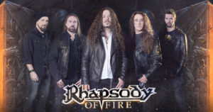 Rhapsody of fire band wallpaper