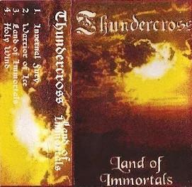 Thundercross Land Of Immortals