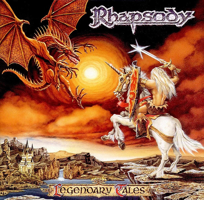 rhapsody legendary tales