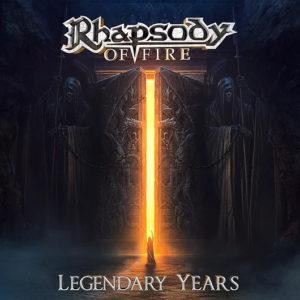 rhapsody of fire legendary years