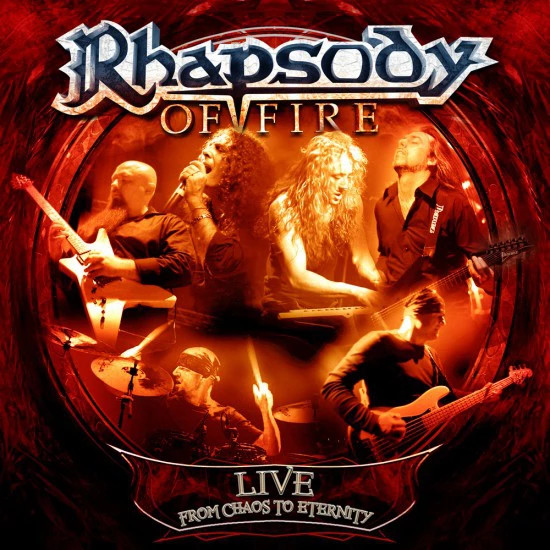 Rhapsody of fire live from chaos to eternity