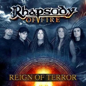 rhapsody reign of terror
