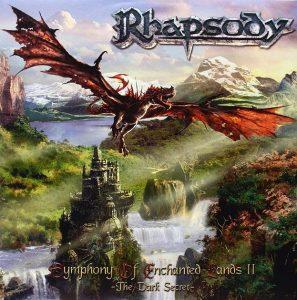 rhapsody symphony of enchanted lands II the dark secret