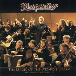 rhapsody the magic of the wizard's dream