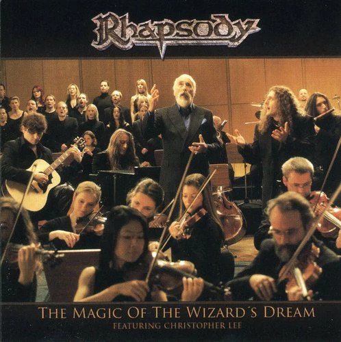 rhapsody the magic of the wizard's dream