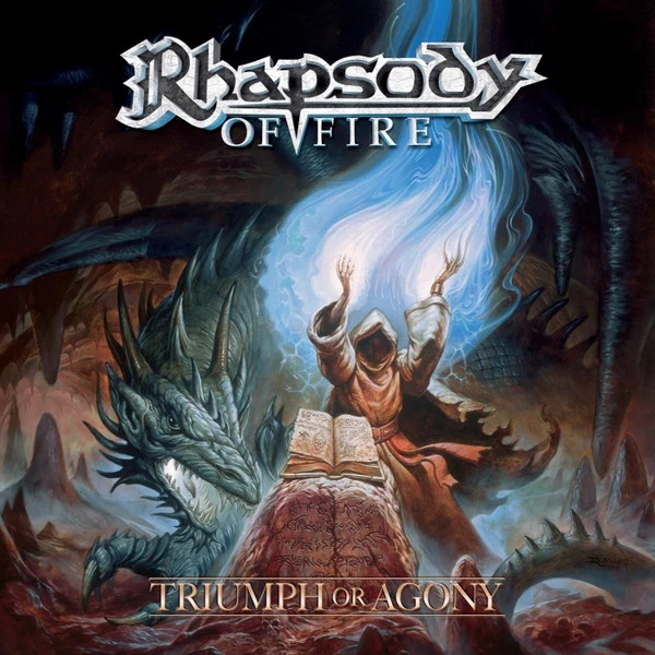rhapsody of fire triumph or agony