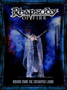 Rhapsody Of Fire Visions From The Enchanted Land
