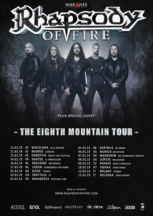 The Eight Mountain Tour