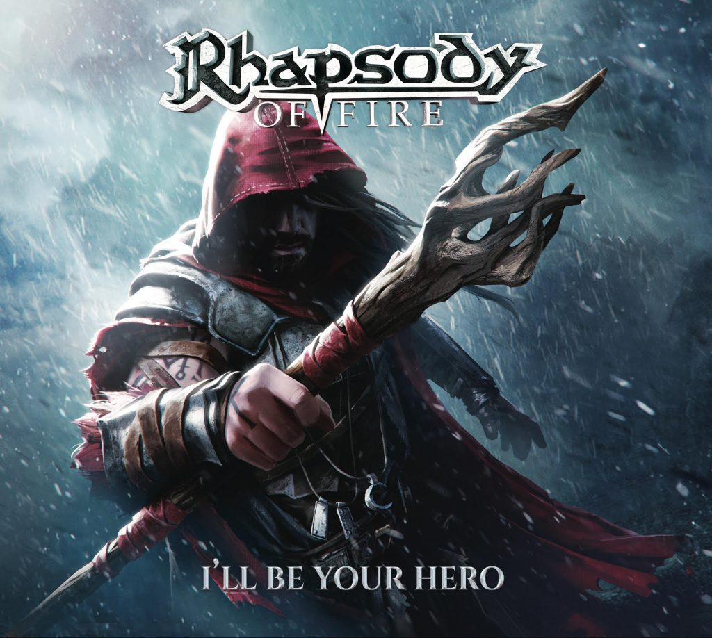 """New EP """"I'll Be Your Hero"""" to be released on June 4th! - Rhapsody Of Fire"""